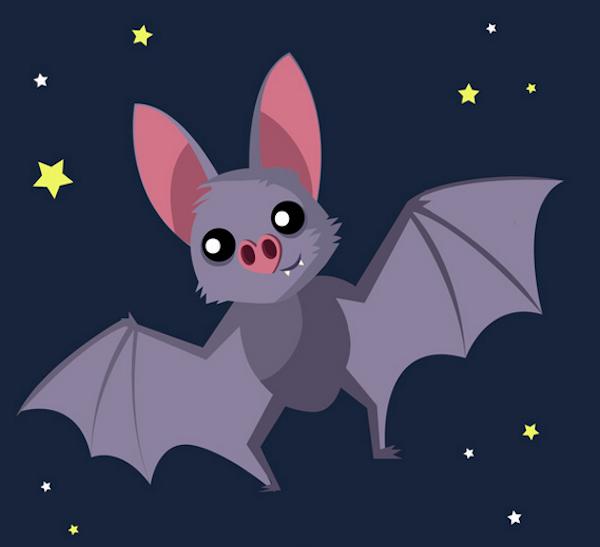 El murciélago y la comadrejas