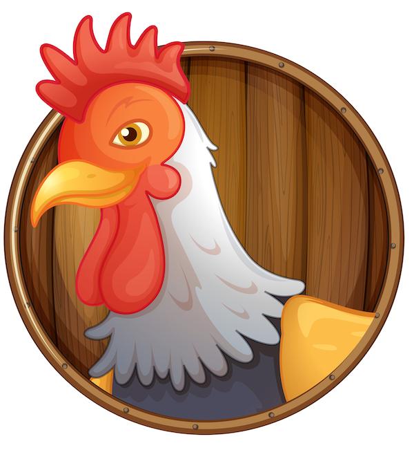 El gallo y la perla